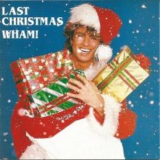 Wham! Christmas Album Cover